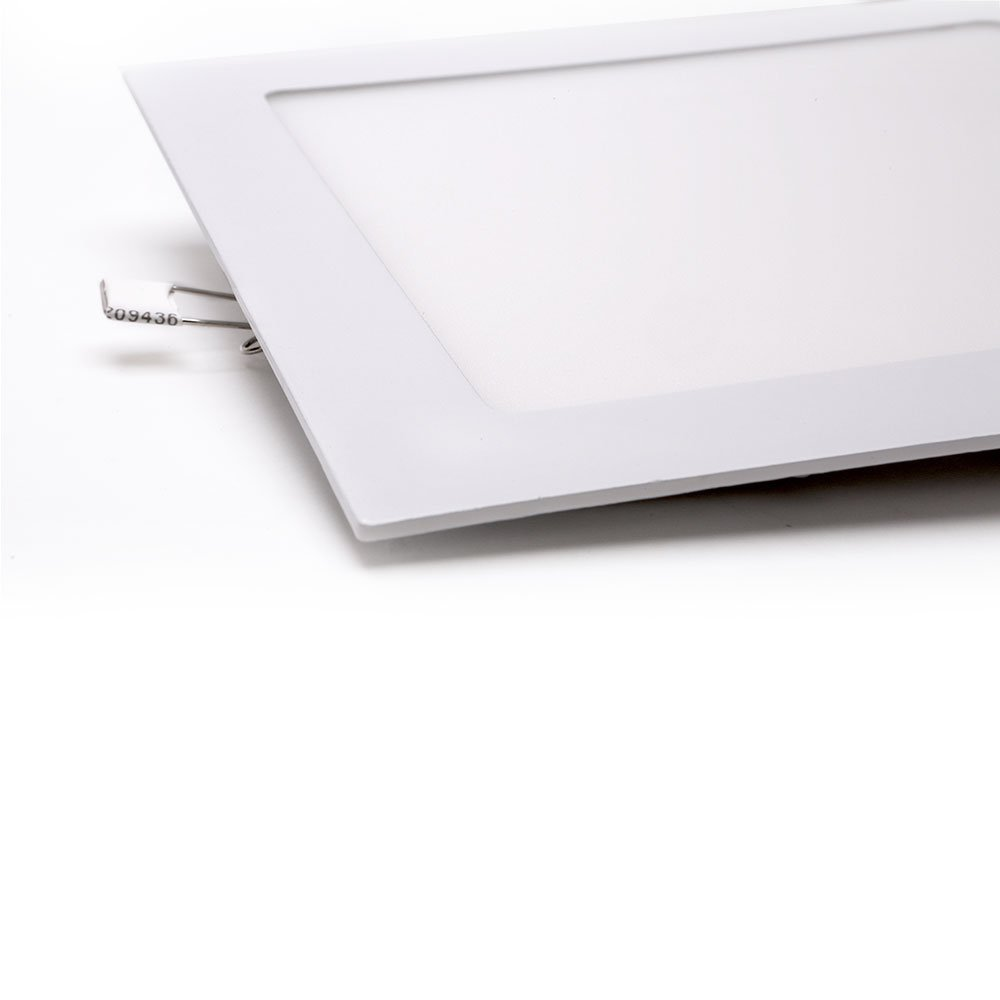 Slim Square Recessed Light 10 Inch
